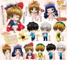 Cardcaptor Sakura - Everything is All Right Petit Chara Set of 6