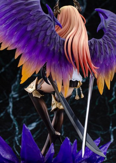 Rage of Bahamut - 1/8 Dark Angel Olivia PVC Figure Re-Release - Click Image to Close