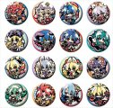 Shinra Bansho- Fortune Badge Set of 16