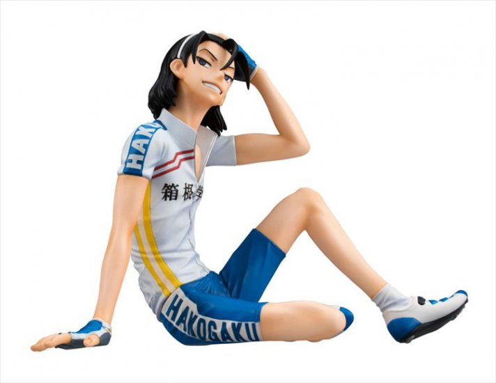 Yowamushi Pedal Grand Road - Jinpachi Toudou Palm Mate Series Figure - Click Image to Close