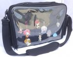 Aniji Bag - Nero Messenger Ita Bag / Pin Display Bag